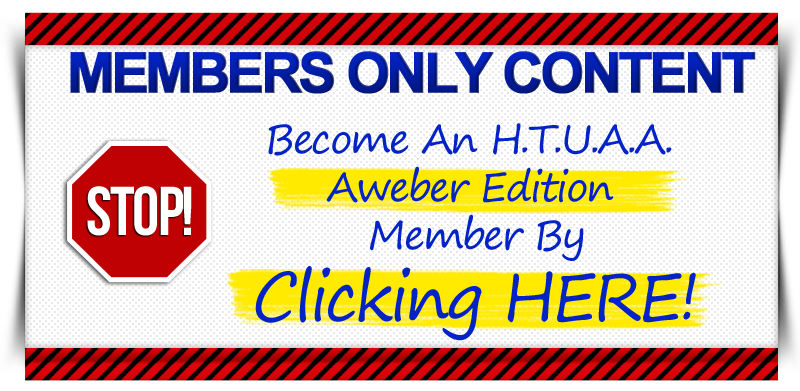 members only access for aweber click here image